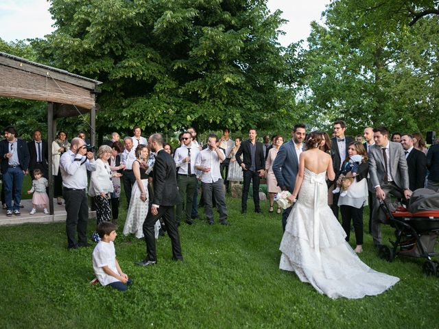 Il matrimonio di Andrea e Alicia a Rio Saliceto, Reggio Emilia 48