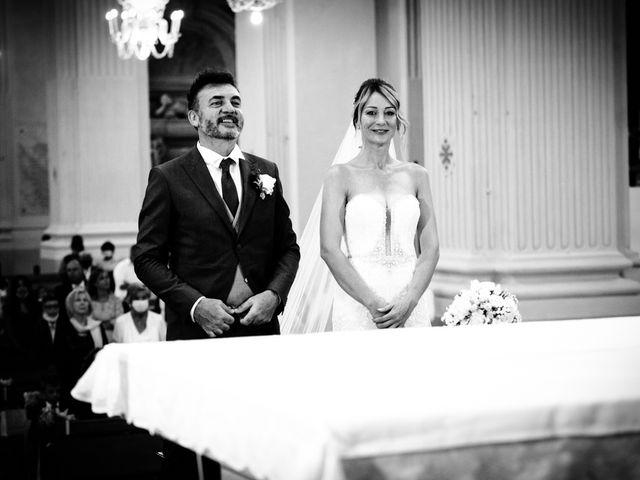 Il matrimonio di Cristiana e Roberto a Fermo, Fermo 50