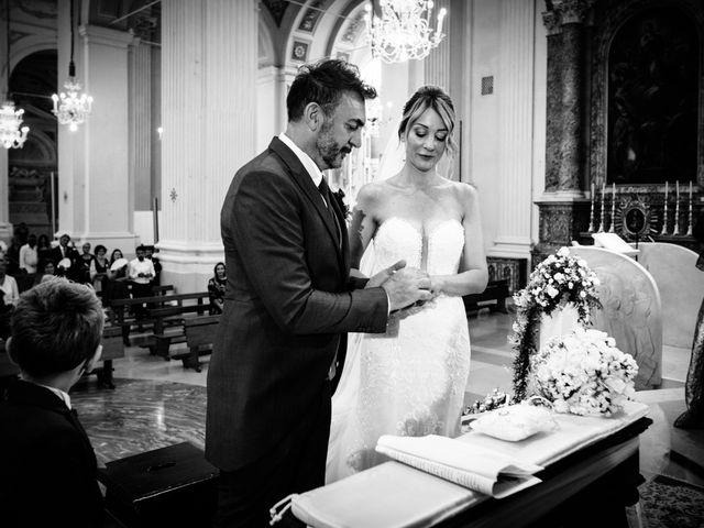 Il matrimonio di Cristiana e Roberto a Fermo, Fermo 53