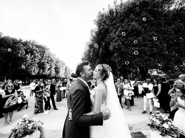Il matrimonio di Cristiana e Roberto a Fermo, Fermo 58