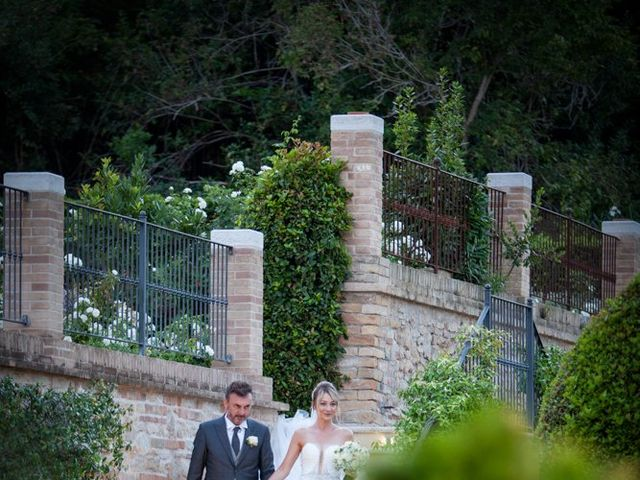 Il matrimonio di Cristiana e Roberto a Fermo, Fermo 80