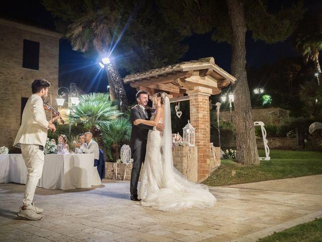 Il matrimonio di Cristiana e Roberto a Fermo, Fermo 84