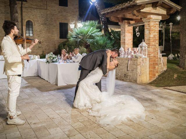 Il matrimonio di Cristiana e Roberto a Fermo, Fermo 85