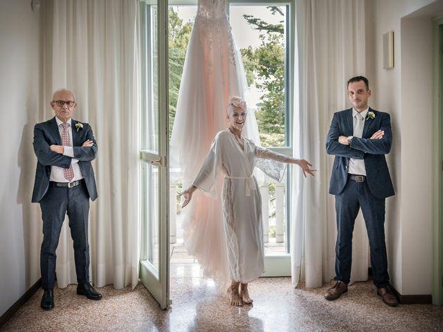 Il matrimonio di Serafino e Erica a Torre di Mosto, Venezia 13
