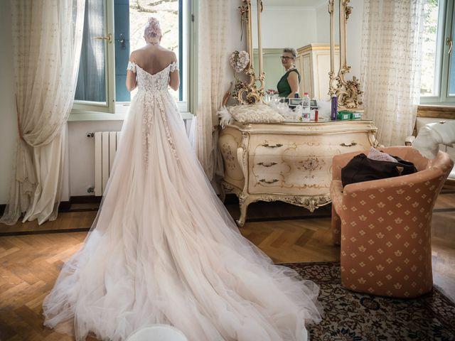 Il matrimonio di Serafino e Erica a Torre di Mosto, Venezia 18