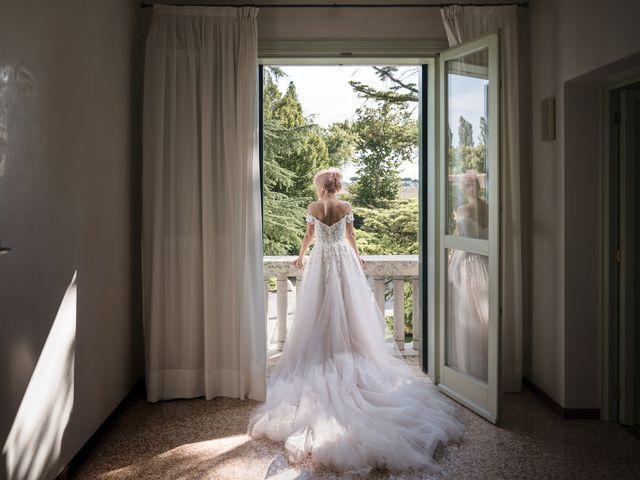 Il matrimonio di Serafino e Erica a Torre di Mosto, Venezia 19