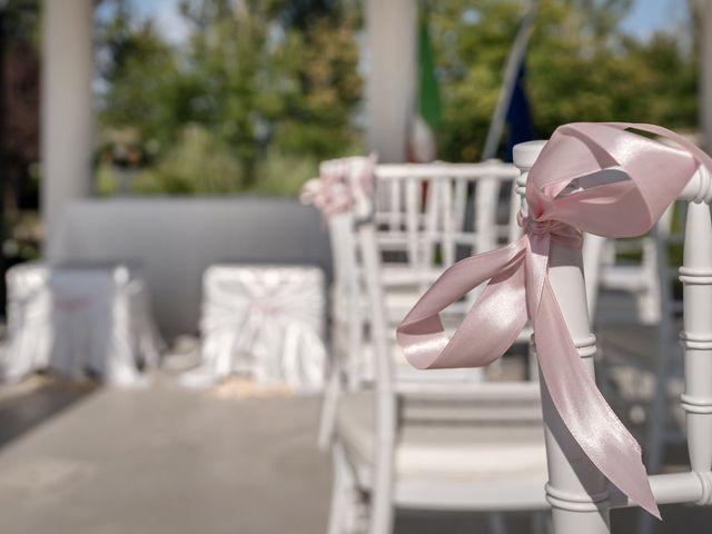 Il matrimonio di Serafino e Erica a Torre di Mosto, Venezia 20