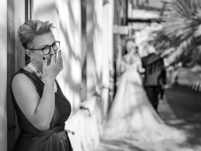 Il matrimonio di Serafino e Erica a Torre di Mosto, Venezia 23