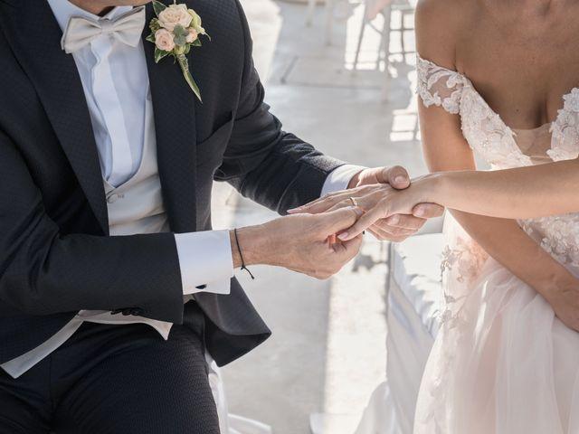 Il matrimonio di Serafino e Erica a Torre di Mosto, Venezia 30