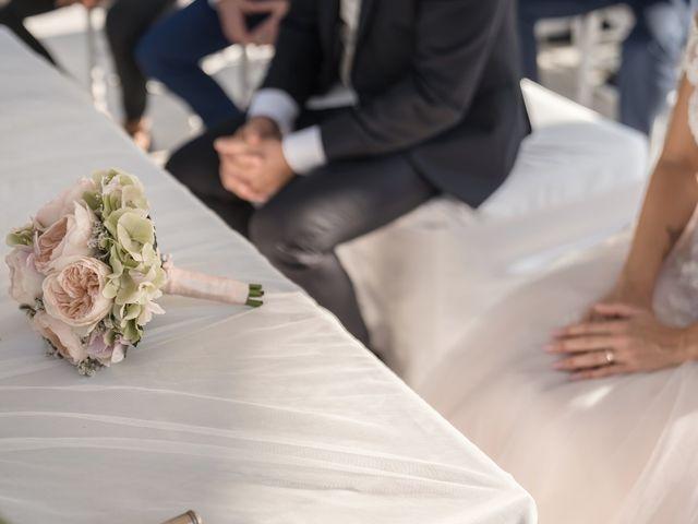 Il matrimonio di Serafino e Erica a Torre di Mosto, Venezia 31