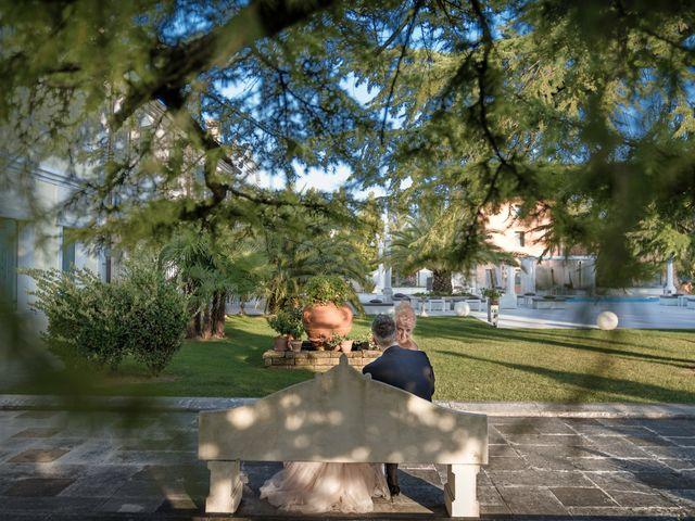 Il matrimonio di Serafino e Erica a Torre di Mosto, Venezia 36