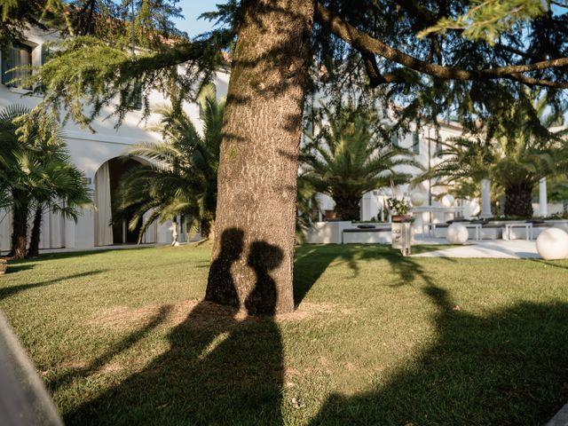 Il matrimonio di Serafino e Erica a Torre di Mosto, Venezia 37