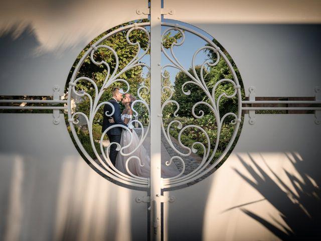Il matrimonio di Serafino e Erica a Torre di Mosto, Venezia 38
