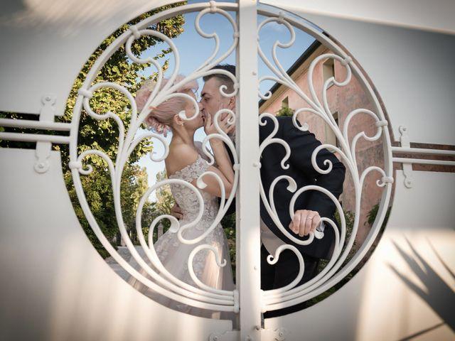 Il matrimonio di Serafino e Erica a Torre di Mosto, Venezia 39
