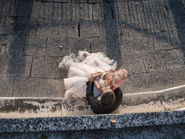 Il matrimonio di Serafino e Erica a Torre di Mosto, Venezia 41