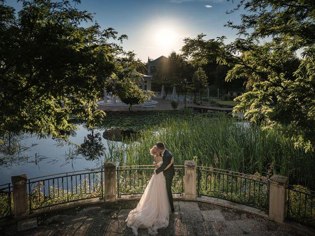 Il matrimonio di Serafino e Erica a Torre di Mosto, Venezia 42
