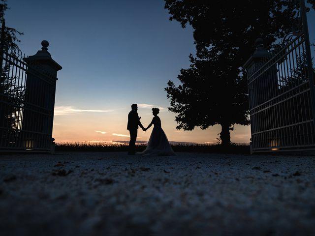 Il matrimonio di Serafino e Erica a Torre di Mosto, Venezia 43