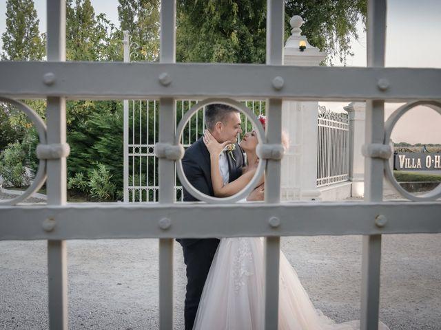 Il matrimonio di Serafino e Erica a Torre di Mosto, Venezia 45