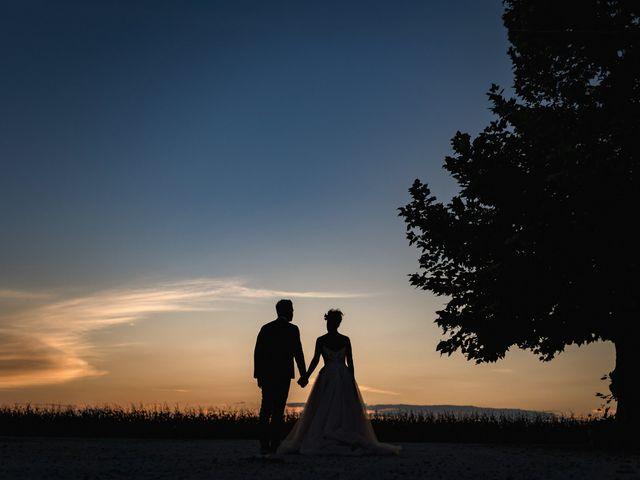 Il matrimonio di Serafino e Erica a Torre di Mosto, Venezia 49