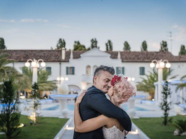 Il matrimonio di Serafino e Erica a Torre di Mosto, Venezia 53