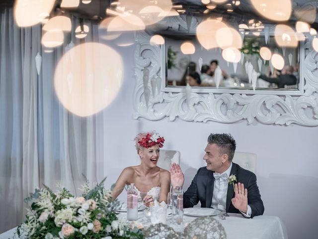 Il matrimonio di Serafino e Erica a Torre di Mosto, Venezia 57