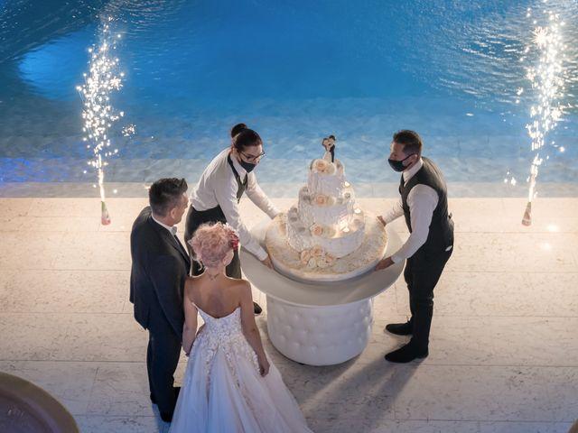 Il matrimonio di Serafino e Erica a Torre di Mosto, Venezia 63