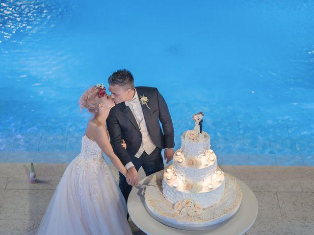 Il matrimonio di Serafino e Erica a Torre di Mosto, Venezia 65