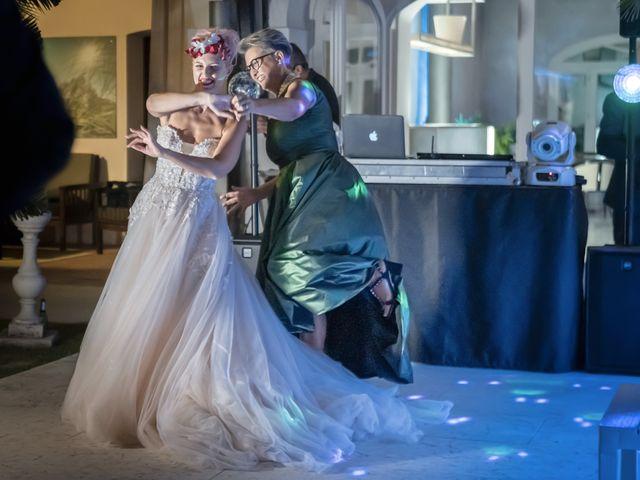Il matrimonio di Serafino e Erica a Torre di Mosto, Venezia 71