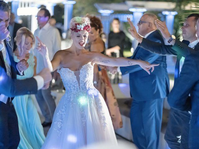 Il matrimonio di Serafino e Erica a Torre di Mosto, Venezia 74