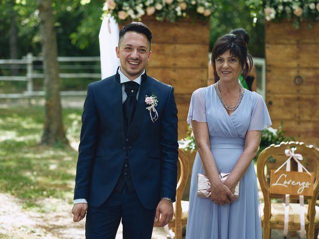 Il matrimonio di Lorenzo e Tanya a Foligno, Perugia 31