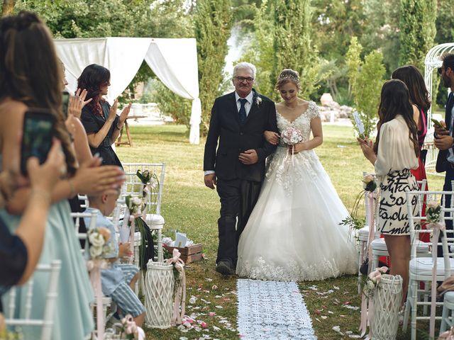 Il matrimonio di Lorenzo e Tanya a Foligno, Perugia 34