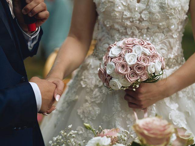 Il matrimonio di Lorenzo e Tanya a Foligno, Perugia 41