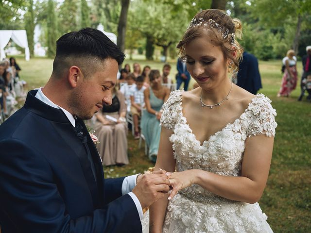 Il matrimonio di Lorenzo e Tanya a Foligno, Perugia 44