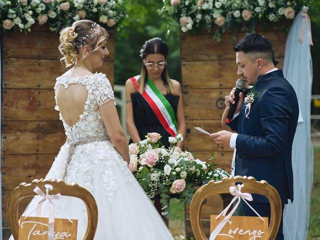 Il matrimonio di Lorenzo e Tanya a Foligno, Perugia 45