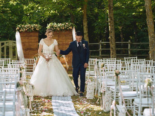 Il matrimonio di Lorenzo e Tanya a Foligno, Perugia 47