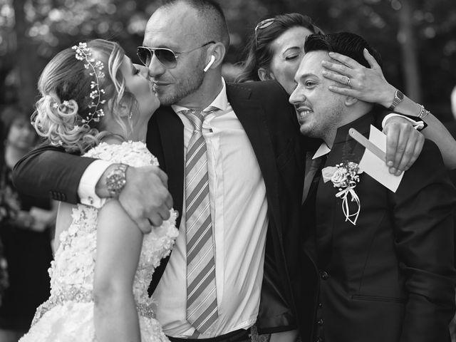 Il matrimonio di Lorenzo e Tanya a Foligno, Perugia 53