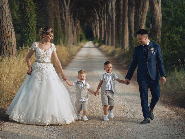 Il matrimonio di Lorenzo e Tanya a Foligno, Perugia 55