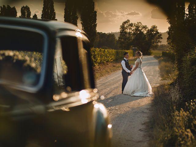 Il matrimonio di Lorenzo e Tanya a Foligno, Perugia 66