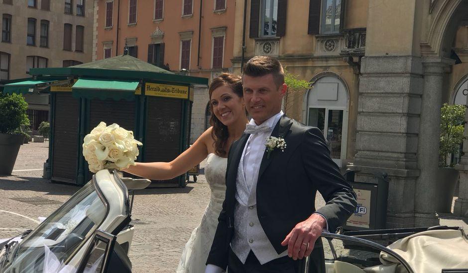 Il matrimonio di Alex  e Serena  a Gallarate, Varese