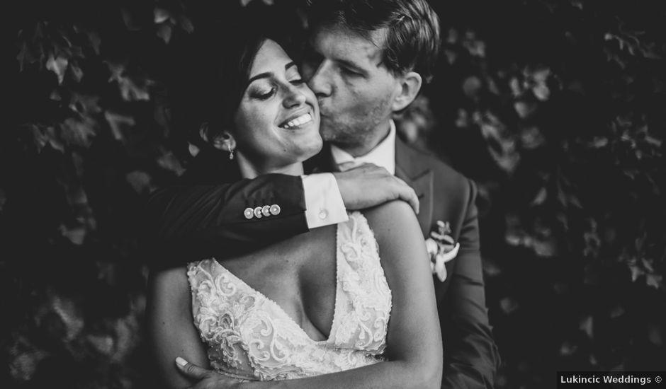 Il matrimonio di Michele e Ainelen a Mogliano, Macerata