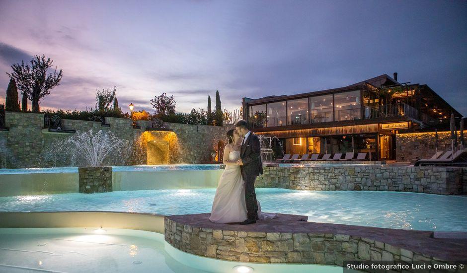 Il matrimonio di Michele e Chiara a Sommacampagna, Verona