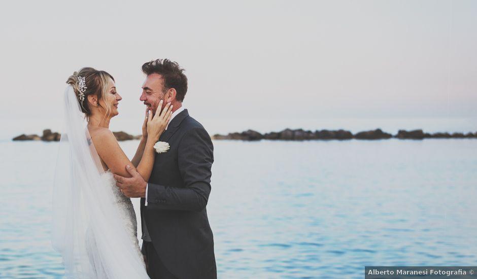 Il matrimonio di Cristiana e Roberto a Fermo, Fermo