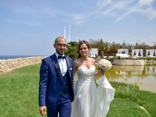 Le nozze di Raissa e Marco