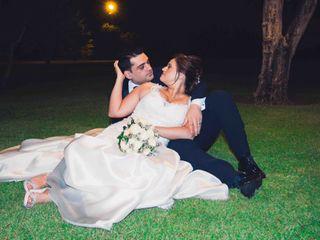 Le nozze di Luana e Antonio
