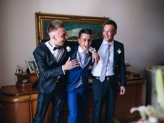 Le nozze di Gloria e Domenico 1