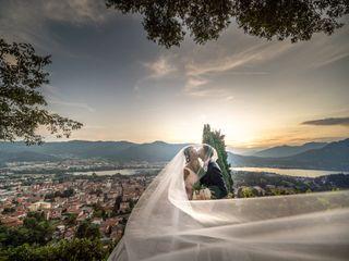 Le nozze di Santina e Matteo