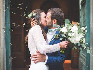 Le nozze di Chloé e Paolo