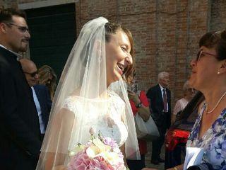 Le nozze di Federica Marzola  e Federico Novi  3