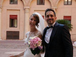 Le nozze di Federica Marzola  e Federico Novi