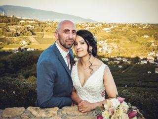Le nozze di Olivia e Alex